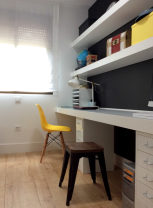 interiorismo las rozas, salón, diseño de muebles, diseño de mesa, decoración lowcost (3)
